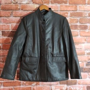 Dialogue The New Language Of Style Leather Jacket